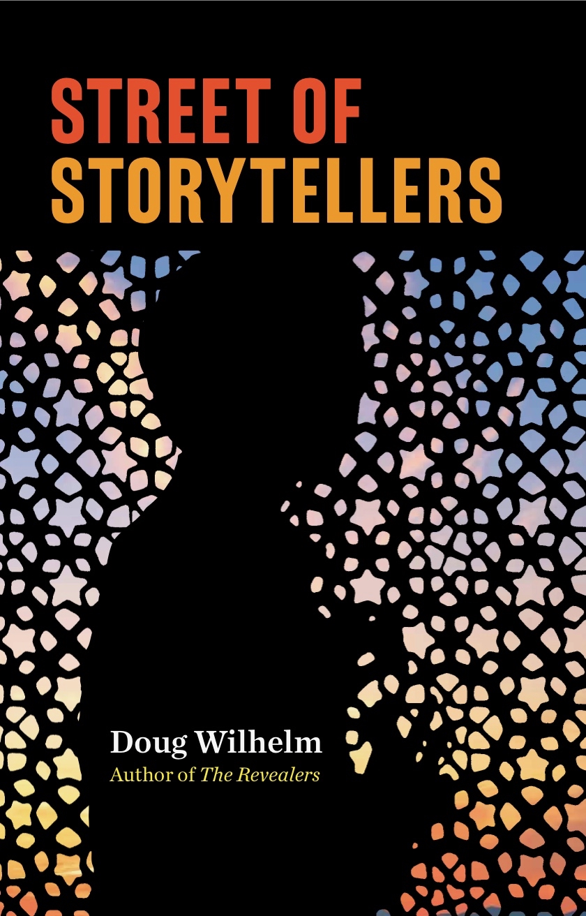 Storytellers front cover