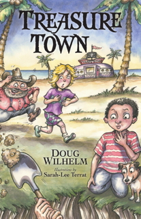 Treasure Town cover small