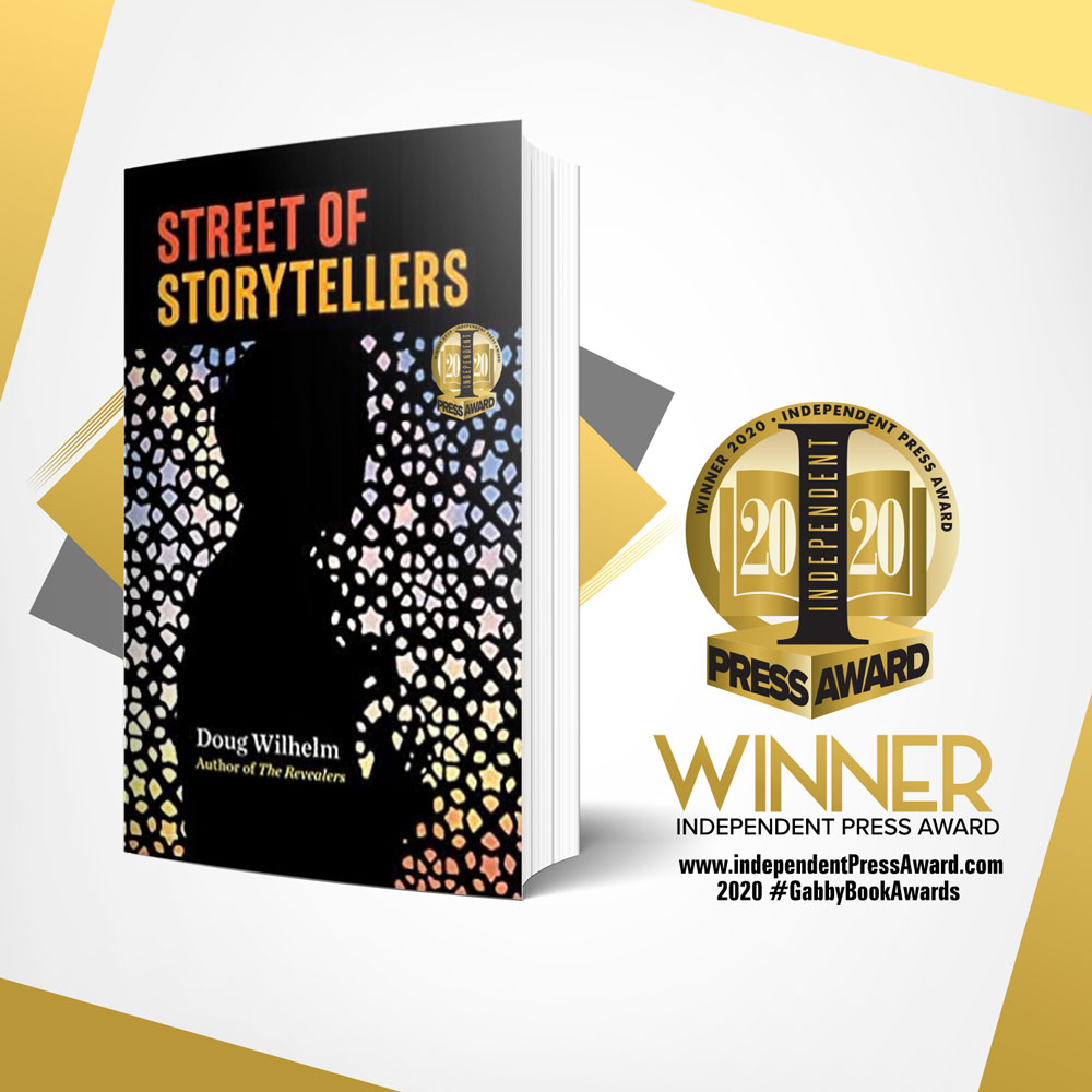 GOLD street of storytellers 1